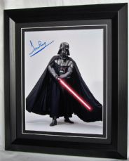 "DP1EBF DAVE PROWSE - ""DARTH VADER"" SIGNED"